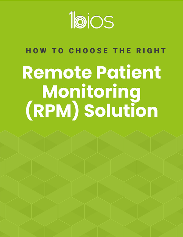 Remote Patient Monitoring (RPM) Solution